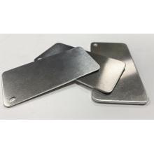 Plaque en tôle d'aluminium brut 5005 H34