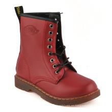 Nuevas botas militares de las señoras de la moda del estilo (HCY02-1757)