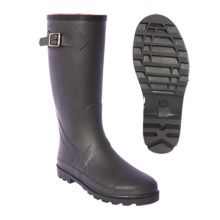 Field farmer anti slip unisex rubber rain boots