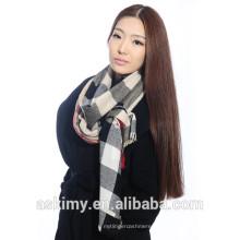 Популярные и теплые шотландские кашемировые шарфы для женщин