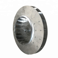 Stainless steel water pump impeller made by lost wax casting