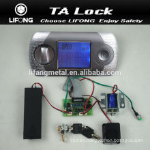 Alarm over 80db electronic lock for safe box