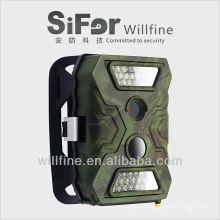 5/8/12 MP 720P Video geplant 3G & Wifi SMS / mms / GSM / GPRS / SMTP SMS MMS IP Scout-Schutz Kamera für die Jagd