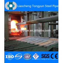 hot rolled bearing alloy stee tube high quality