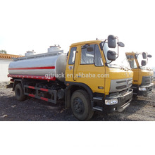 4*2 dongfeng 170HP engine fuel tank truck 10000L