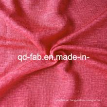 Linen Knitting T-Shirt Jersey (QF13-0275)