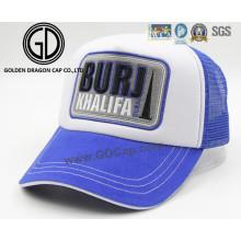 2016 Ny New Style Argyle Check Trucker Hat com Malha