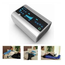 Lymphatic drainage machine blood circulation foot massage