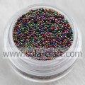 Wholesale Mini Glass Seed Metallic Beads Without Hole