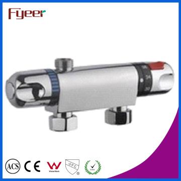 Robinet de douche thermostatique à température contrôlée par le pont Fyeer (QH0202Y)