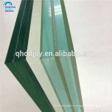 laminated tempered glass 10mm in building