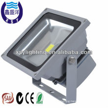 flood light factory directly selling ip65 30w led flood light black or silver shell
