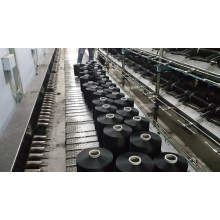 Low priced good quality 300D/96F/1 DDB polyester dty yarn for label and tapes