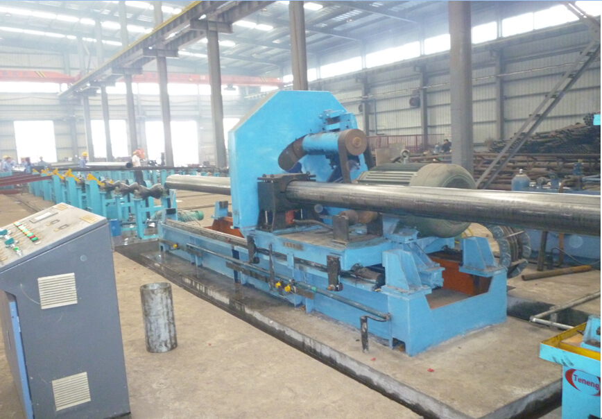 HG127 welded pipe machine