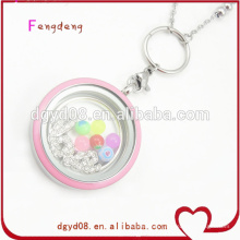 Stainless steel jewelry making lockets