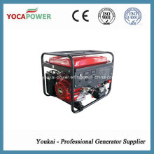 Gerador da gasolina da potência da fase única 6.5kVA de 50Hz