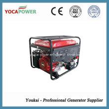 50Hz однофазный 6,5 кВА бензиновый генератор