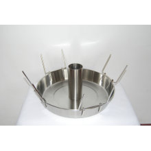 Stainless Steel Stamping for BBQ Parts