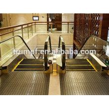 Escalier mécanique mécanique automatique de 35 et 30 degrés