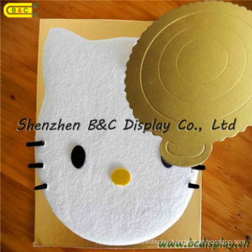 Hot Selling Lovely Cake Drums for Food Use, Mini Cake Boards with SGS (B&C-K025)