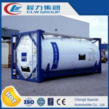 Réservoir de conteneur ISO ChengLi haute qualité 20FT