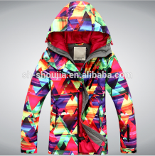customized top quality down jacket for the winter from Shanghai Shoujia