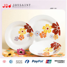 10/9/8/7.5/6 New Bone China Porcelain Restaurant Dinnerware