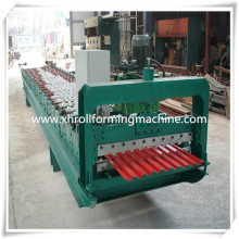 2015 Popular Design Shutters Slat Metal Sheet Roll Forming Machine