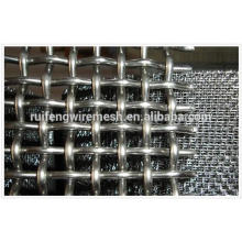 AISI 304 Poliertes Edelstahl-gewebtes Drahtnetz