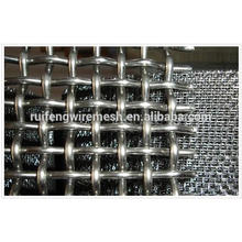 AISI 304 Полированная нержавеющая сталь - тканая проволочная сетка
