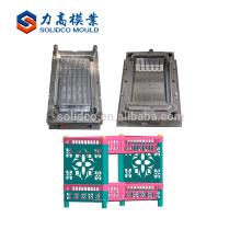 Moulage en plastique de coffret de tiroir de boîte de stockage d'injection faite sur commande d'usine / moule