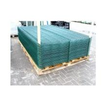 Green Color PVC Coated Welded Wire Mesh Panels/PVC Coated Prison 358 Security Fencing Export to Malaysia, South Africa, USA