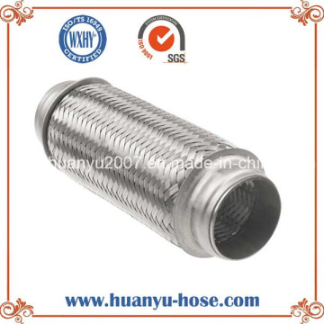 Auto with Inner Braid Flexible Exhaust Pipe