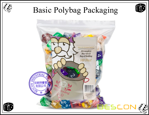 Basic Polybag Packaging