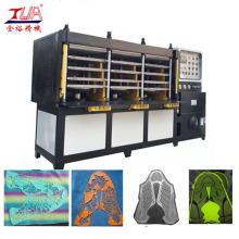 12 Working station automatic KPU Shoes Upper Machine