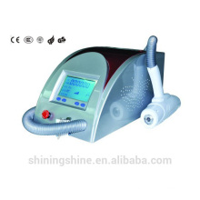 2016 heißer Verkauf preiswerter Laser-Tätowierungentfernungsmaschine