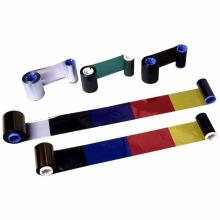 Fita compatível da cor do ymcko 800015-440 para a impressora da zebra p330i