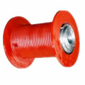 Cast Iron Winch Components Cable Drum
