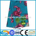 100% восковая ткань для платья
