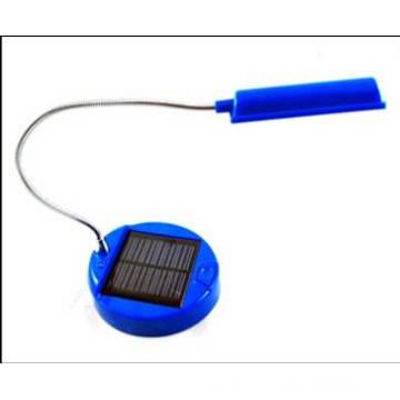 Portable Solar LED Reading Light Desk Table Lamp in High Quality