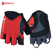 Los más nuevos guantes de encargo especializados de la bici de la manera con el cojín del gel (214000)