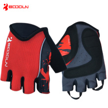 Newest Fashion Specialized Custom Bike Gloves with Gel Pad (214000)