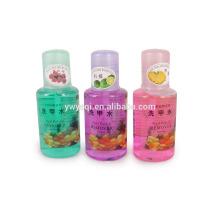 2015 haute qualité liquide OEM fruits dissolvant à ongles