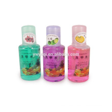2015 high quality liquid OEM fruit nail polish remover