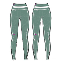 Hot Design Custom Yoga Pants For Women Colorful Fitness Wear