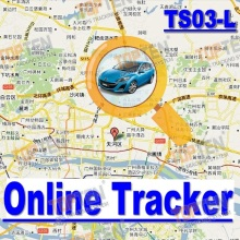 GPS/GPRS Fleet Management System (BS+CS) (TS03-WL047)