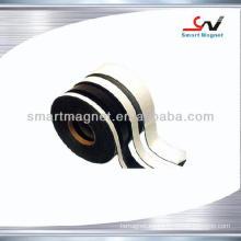 Banda magnética de caucho permanente de extrusión fuerte flexible