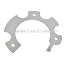 customized steel galvanized threaded welding neck reducing flange