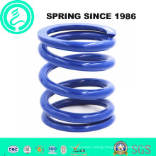 Large High Precision Spray-Paint Coil Spring