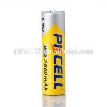ICR18650 3000mAh li-ion batterie haute capacité